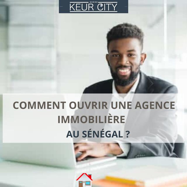 Agence immobilière Sénégal