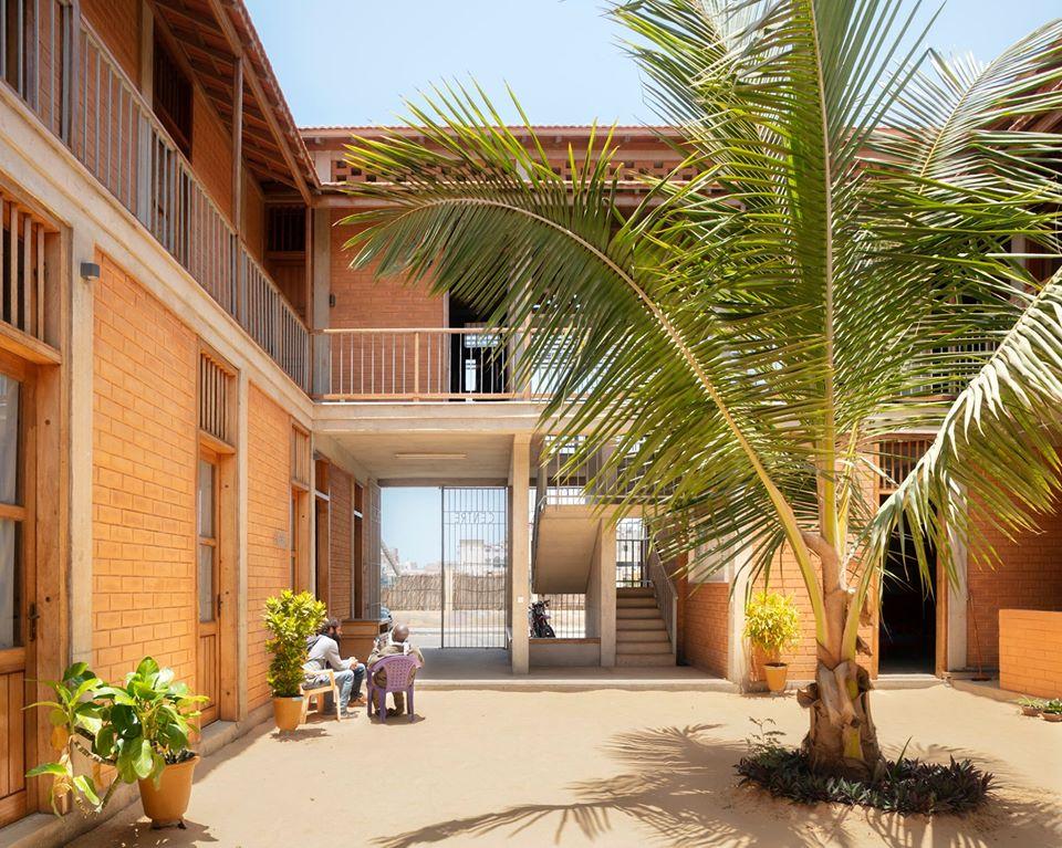 Construction écologique au Sénégal