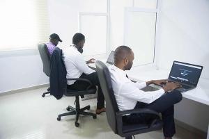Espace coworking à Dakar