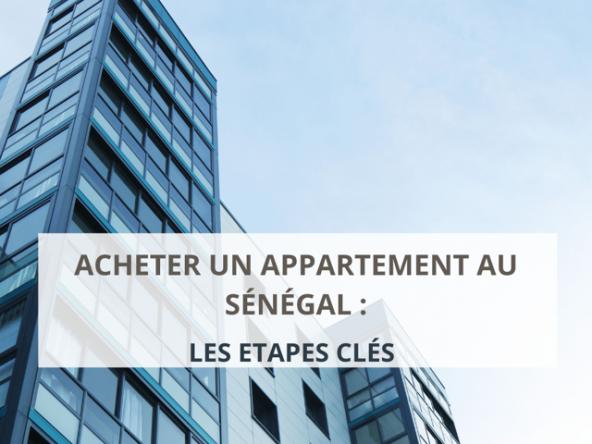 Acheter appartement sénégal