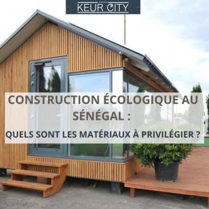 construction écologique sénégal