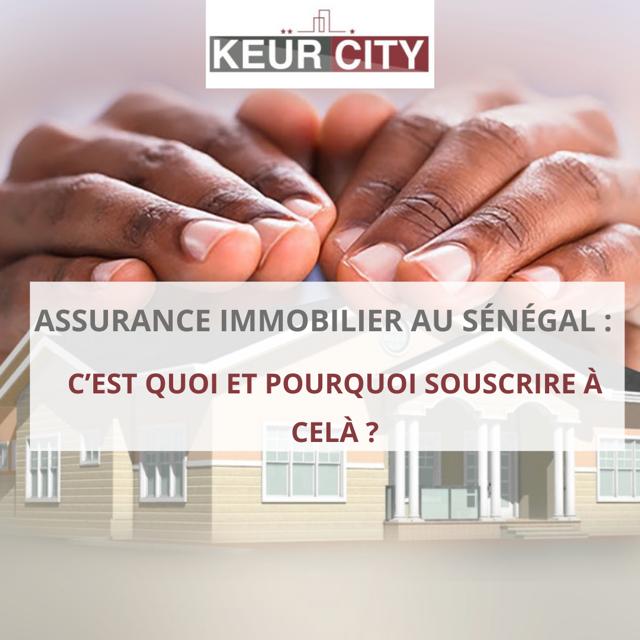 assurance immobilier sénégal