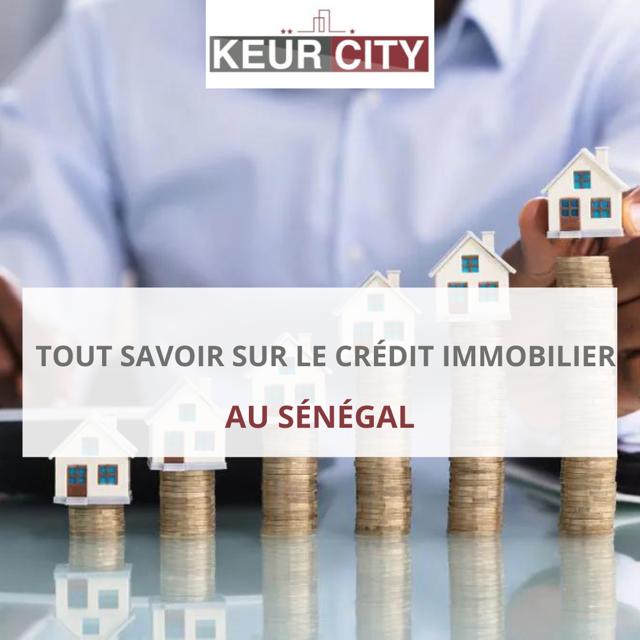 Crédit immobilier au Sénégal