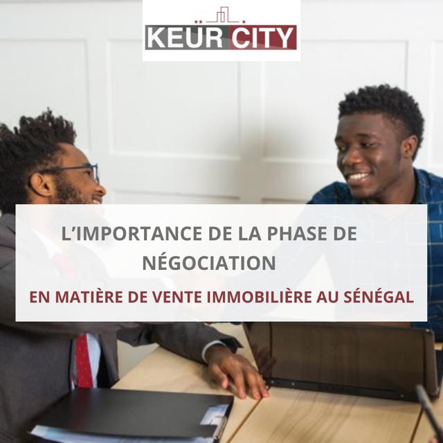 négociation immobilier sénégal_