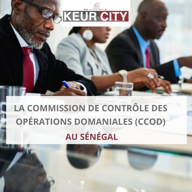 CCOD Sénégal