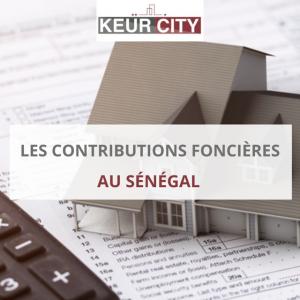 Contribution foncière Sénégal