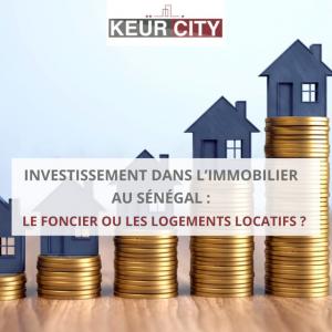 Investissement immobilier au Sénégal