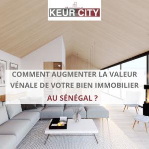valeur vénale immobilier Sénégal