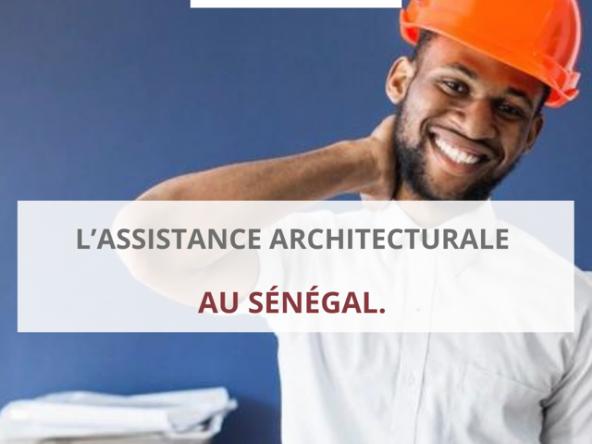 Assistance architecturale Sénégal