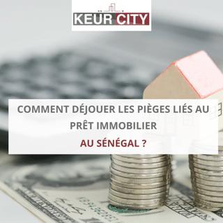 Prêt immobilier Sénégal