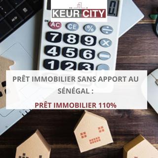 prêt immobilier 110% sénégal__