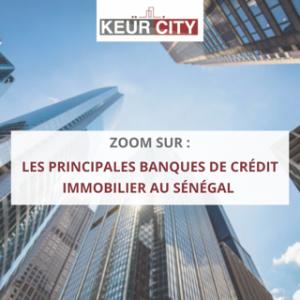 Banque crédit immobilier Sénégal