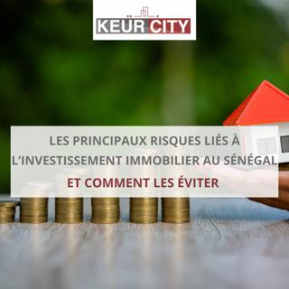 Risques investissement locatif Sénégal